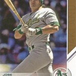 2017 Topps Series 2 Topps Salute Jose Canseco