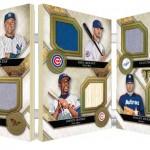 2017 Topps Triple Threads Baseball Triple Threads Deca Relic
