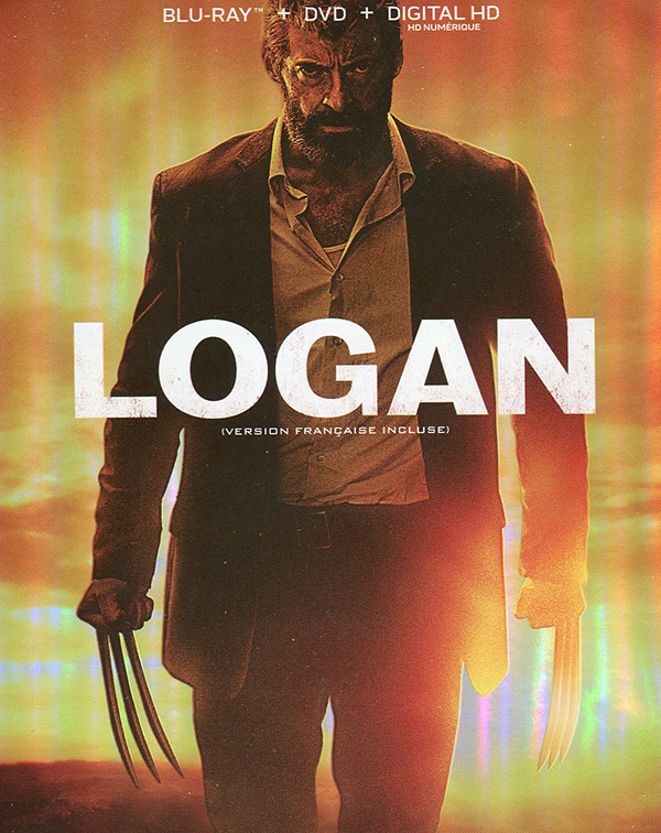 Logan Bluray