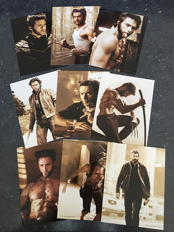 Logan-Trading-Cards-Walmart-Bluray