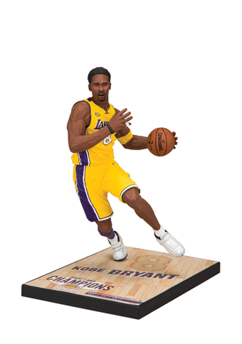 McFarlane Kobe Bryant Championship Series 2000