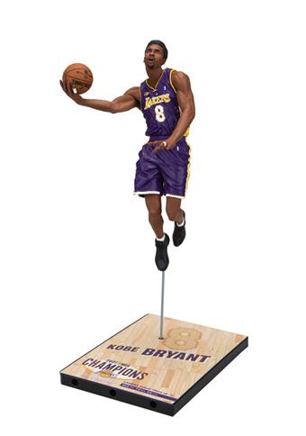 McFarlane Kobe Bryant Championship Series 2001