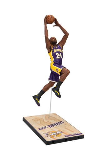 McFarlane Kobe Bryant Championship Series 2009