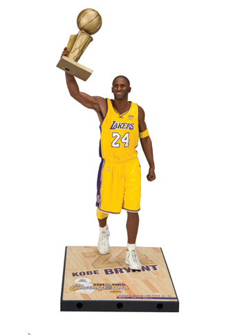 McFarlane Kobe Bryant Championship Series 2010
