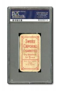 Wagner Card - Back
