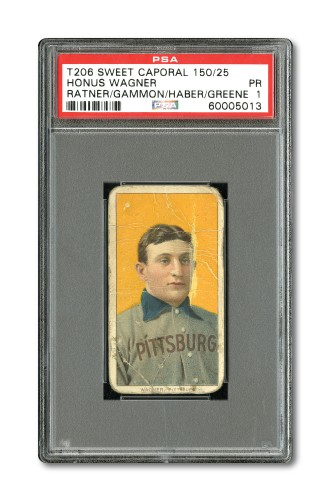 Wagner Card - Front