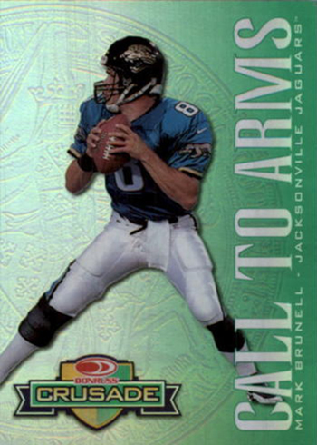 1998 Crusade 10 Mark Brunell