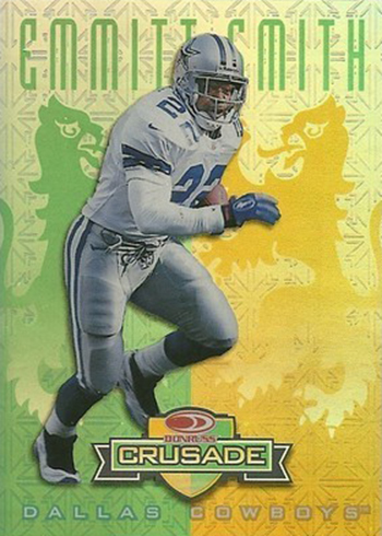 1998 Crusade 3 Emmitt Smith