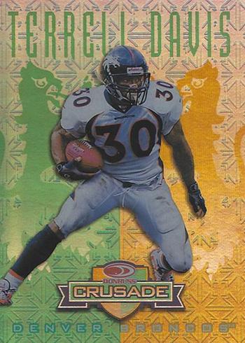 1998 Crusade 8 Terrell Davis