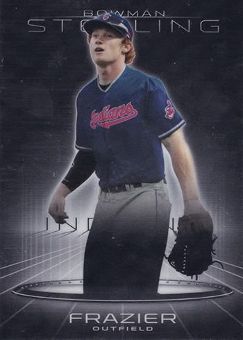 2013 Bowman Sterling Prospects Clint Frazier