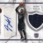 2016-17 Panini Excalibur Basketball Apprentice Signature Shield Buddy Hield