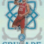 2016-17 Panini Excalibur Basketball Crusade Ben Simmons