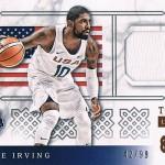 2016-17 Panini Excalibur Basketball Team USA Kyrie Irving