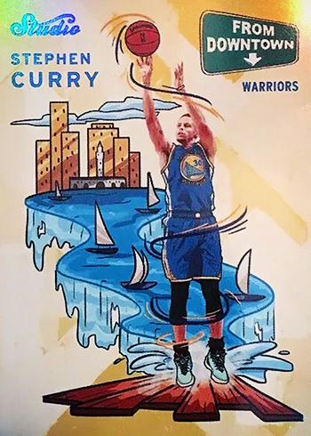 2016-17 Studio FD 1 Stephen Curry