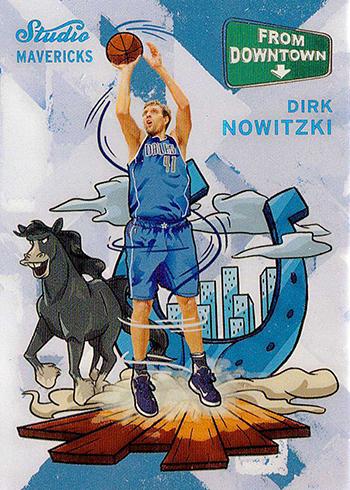 2016-17 Studio FD 16 Dirk Nowitzki