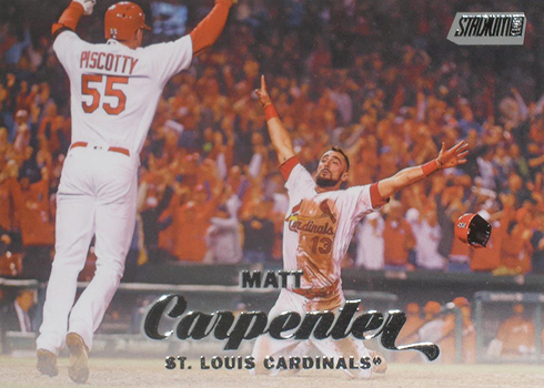 2017 SC 169 Matt Carpenter