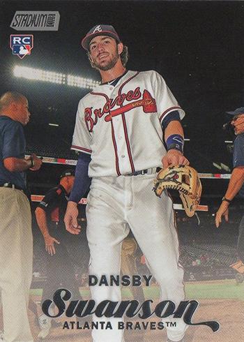 2017 SC 20 Dansby Swanson