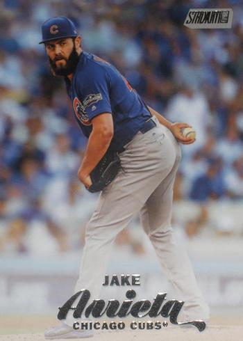 2017 SC 223 Jake Arrieta