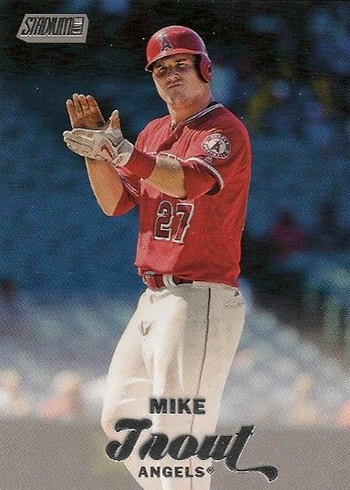2017 SC 233 Mike Trout
