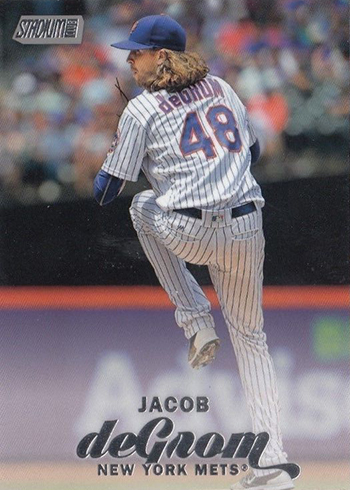 2017 SC 268 Jacob deGrom