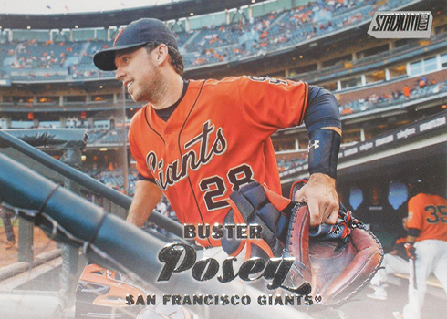 2017 SC 278 Buster Posey
