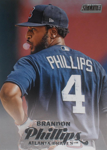 2017 SC 32 Brandon Phillips