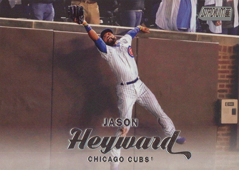 2017 SC 63 Jason Heyward