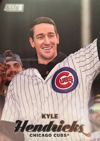 2017 SC Var 123 Kyle Hendricks