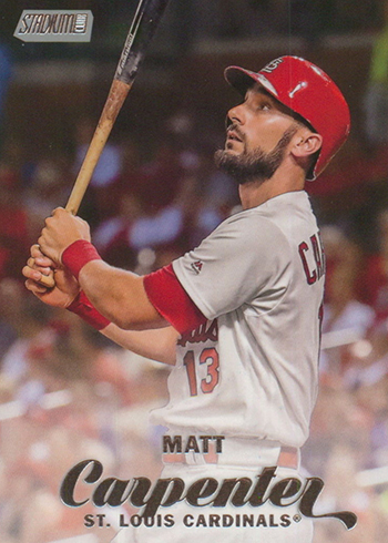 2017 SC Var 169 Matt Carpenter