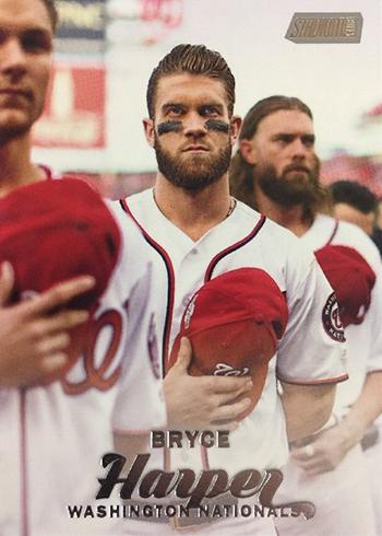 2017 SC Var Bryce Harper