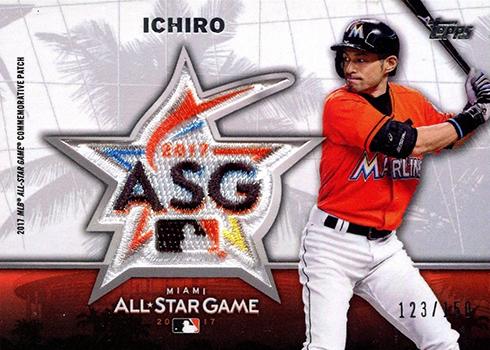 2017-Topps-All-Star-FanFest-Patch-Ichiro