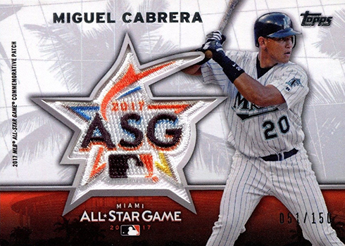 2017-Topps-All-Star-FanFest-Patch-Miguel-Cabrera