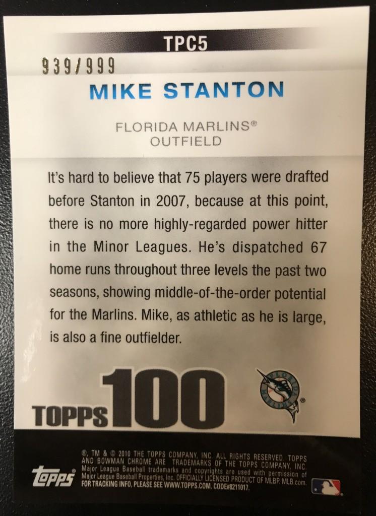 Stanton Back