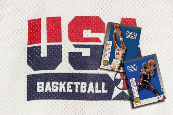 1992-93 SkyBox Olympic Team Header