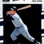 2017 Donruss Optic Baseball Base Mickey Mantle