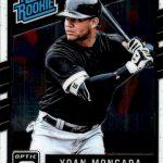 2017 Donruss Optic Baseball Base RR Moncada