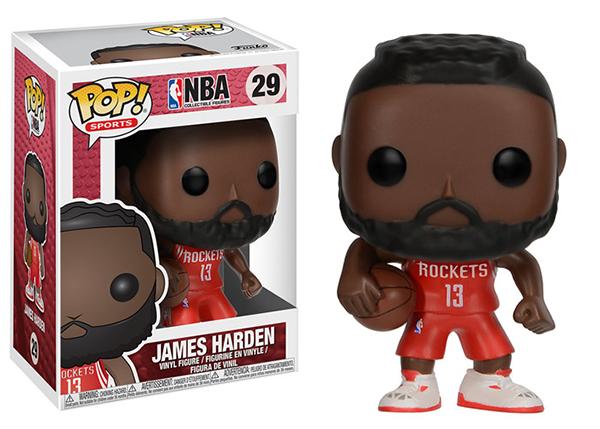 2017-18 Funko POP NBA James Harden