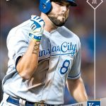 408 Mike Moustakas
