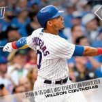 450 Willson Contreras