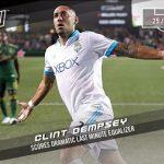 46 Clint Dempsey