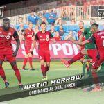 63 Justin Morrow