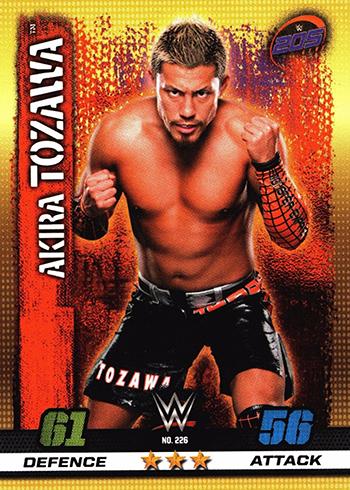 WWE Slam Attax 10th Edition-nº 349-NXT Championship-Belt