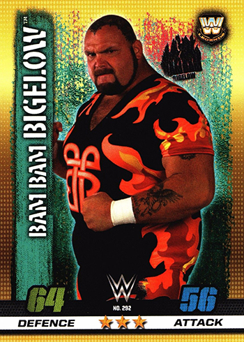 WWE Slam Attax 10th Edition-nº 118-mike Rome-RAW