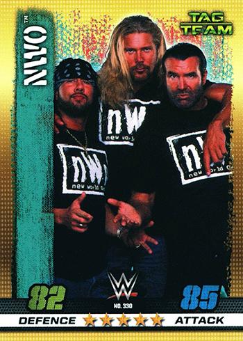 10th EDITION-N WWE SLAM ATTAX 235-Lince Dorado-Cruiserweight