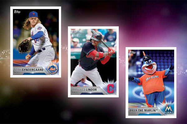 2018 Topps MLB Stickers
