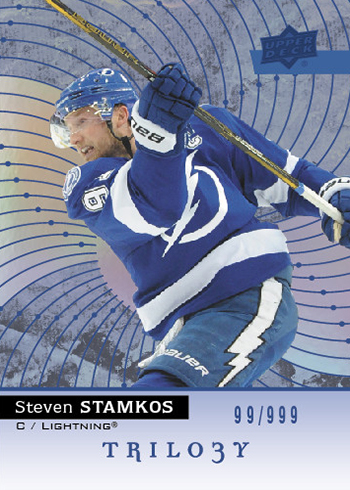 2017-18 Upper Deck Trilogy Hockey Steven Stamkos