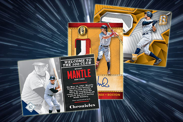 2017 Panini Chronicles Baseball