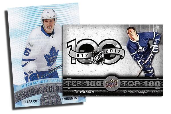 2017-18 Upper Deck Tim Hortons Hockey Cards