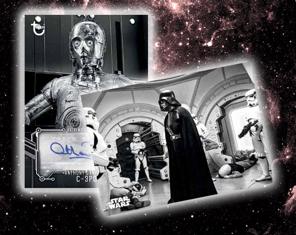2018 Topps Star Wars Black and White