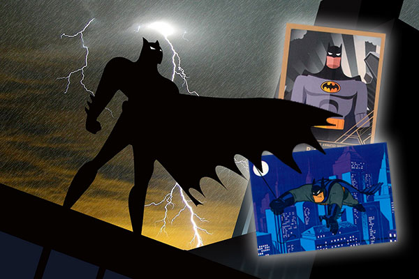 Batman: The Animated Series Trading Cards